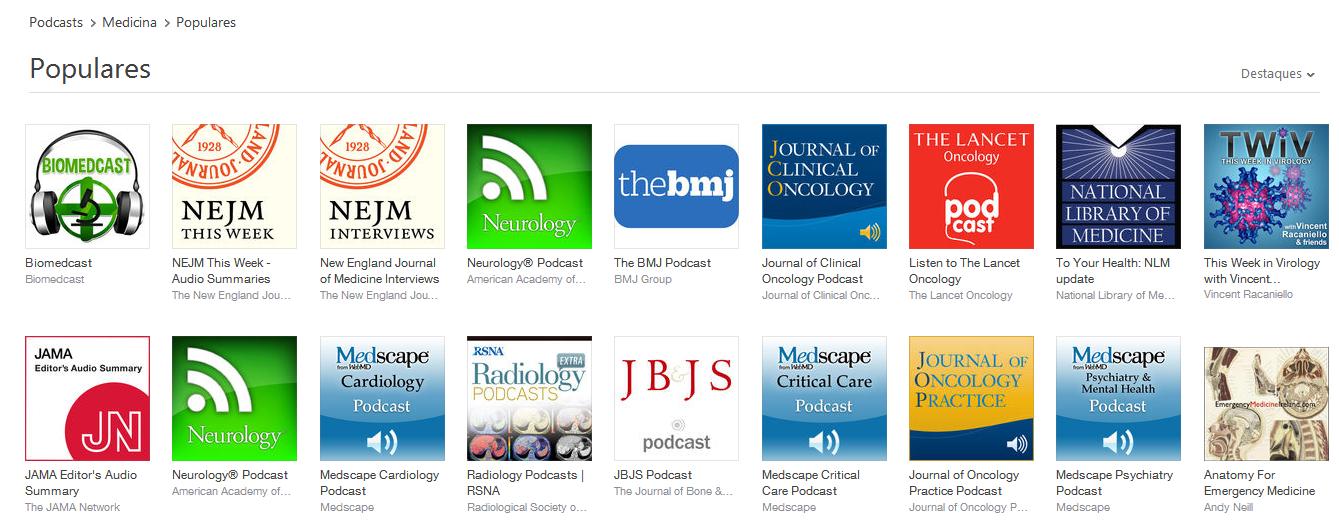 Popular no iTunes!