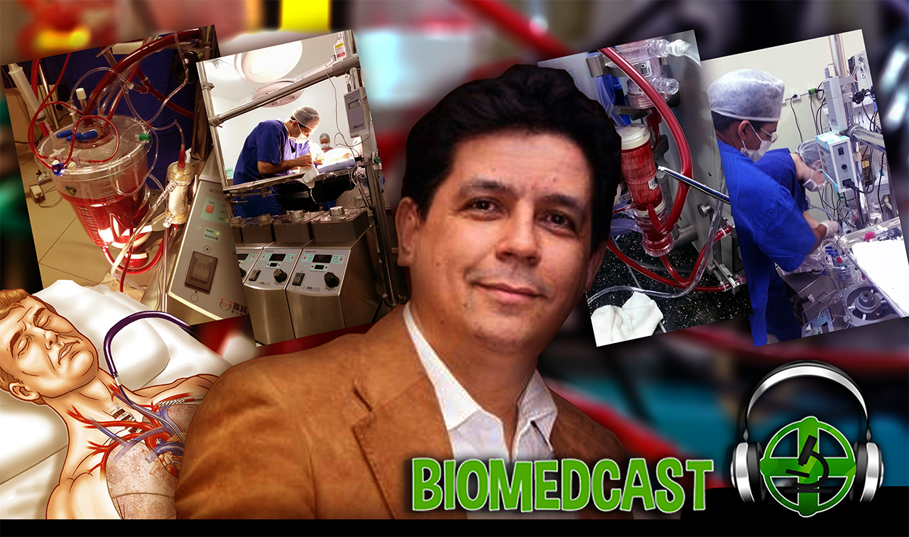 #21 Entrevista com o Biomédico Perfusionista Dr. Jeff Chandler