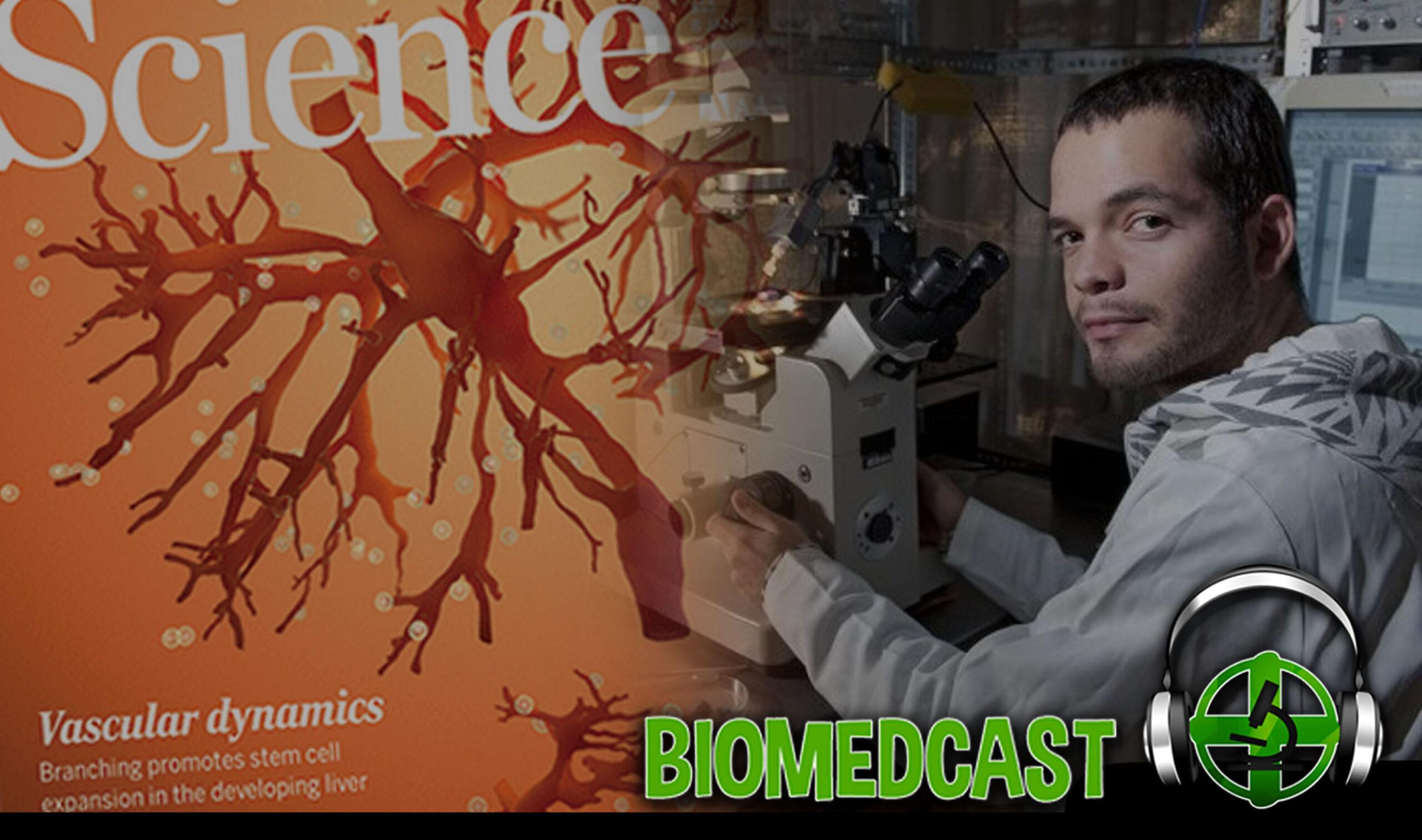 #26 Entrevista com o Biomédico e Pesquisador Alexander Birbrair