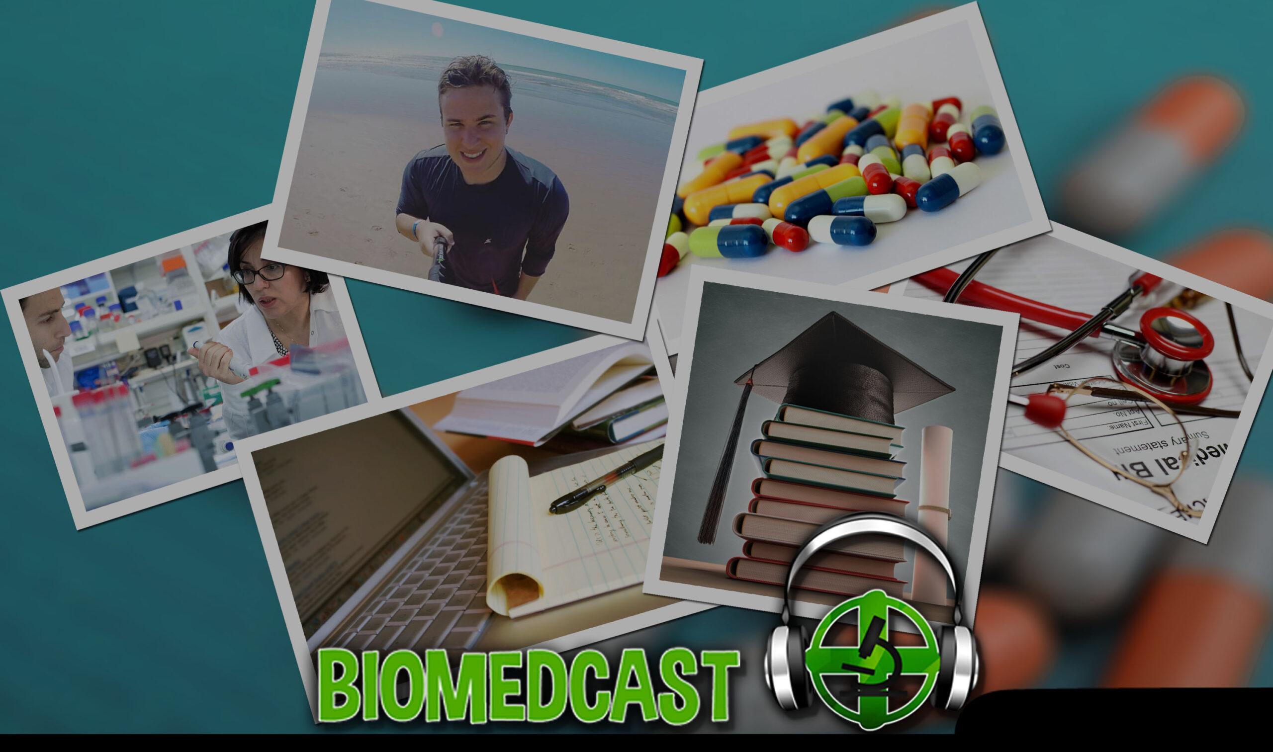 #27 Farmacologia, Mestrado, Medicina e a Melhor Faculdade de Biomedicina